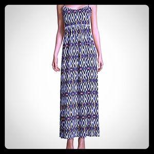 NWT Saks Fifth Avenue Maxi Dress
